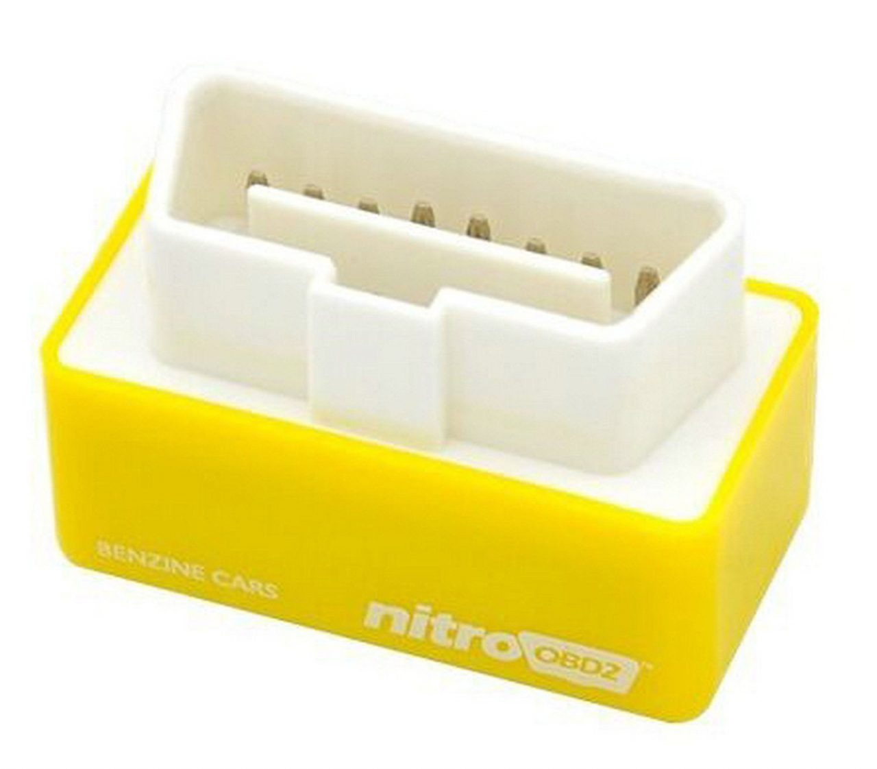 Nitro OBD2 Yellow Perfomrance Chip Review