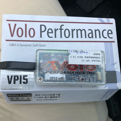 Volo VP15 Performance Chip Box