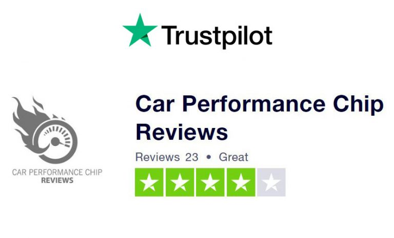 Car Performance Chip Review is rated Great on Trustpilot